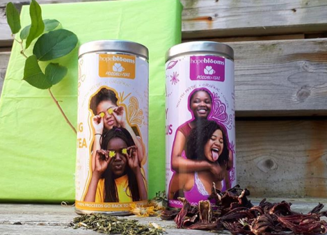 Canisters of Hope Blooms Possibili-TEAS